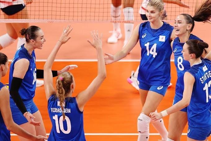 Волейбол. Женская сборная России упустила комфортное преимущество и проиграла Бельгии на чемпионате Европы по волейболу