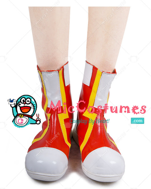 Image: Pokemon Misty Cosplay Shoes For Sale