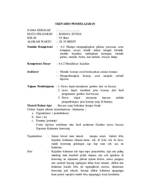 Contoh Resensi Novel Sunda Kumpulan Contoh Makalah Doc Lengkap