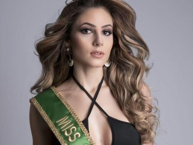 Miss Piauí Lara Lobo foi feita refém durante assalto na casa de colunista (Foto: Arquivo Pessoal)