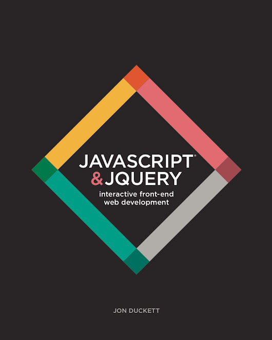 A book review/giveaway of JavaScript and jQuery by Duckett