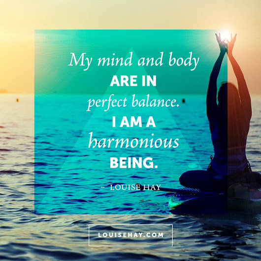Daily Affirmations by Louise Hay