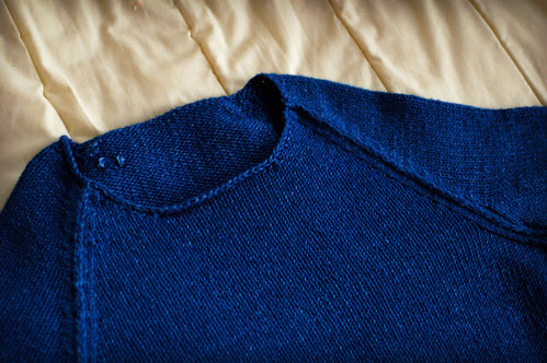 Raspy - Short Row Collar Mods