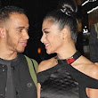 Finally they both have time for a date night! X Factor winning judge Nicole Scherzinger and beau Lewis Hamilton look extremely loved up as pair attend premiere