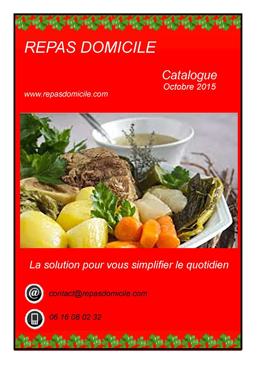 Catalogue Octobre 2015