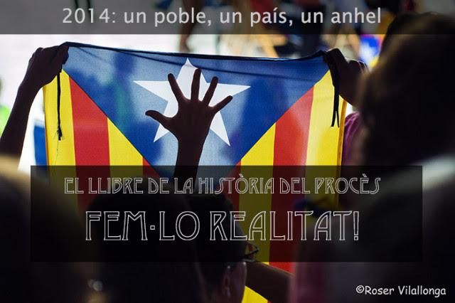 2014: un poble, un país, un anhel.