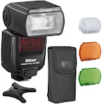 Nikon Speedlight SB-5000 Speedlight AF Flash for Nikon Cameras