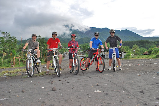 Yogyakarta Cycling tour - an option to escape away from hustle and bustle of regular tourist path