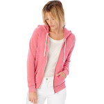 Alternative - Ladies' Adrian Eco-Fleece Hoodie-ECO Summer BERRY-2XL