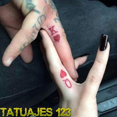 Tatuaje Rey Y Reina Tatuajes 123