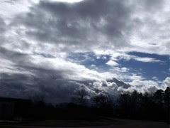 troubled skies by Teckelcar