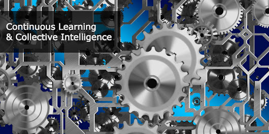 Anders Pink |   Continuous Learning and Collective Intelligence: The Future of Corporate Learning