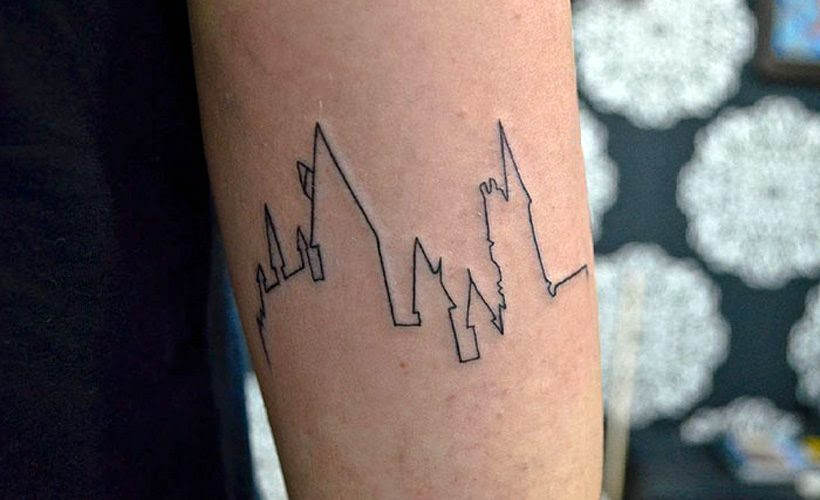 Reductress 4 Tattoos That Seem Edgy Until You Realize Theyre