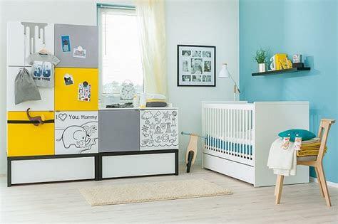 babyzimmer kinderzimmer weiss saint tropez set  komplett