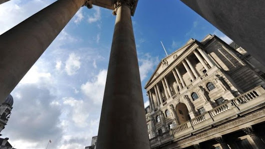 Bank of England cuts UK growth forecast - BBC News
