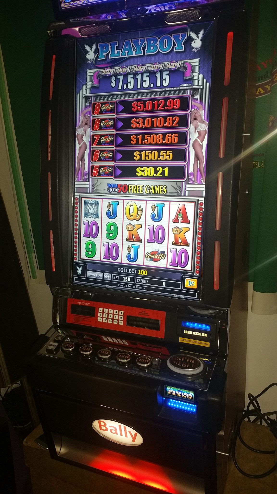 Casino slot machine sale