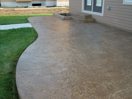Stamped Concrete | Aurora | Ohio | DiFranco Contractors Inc