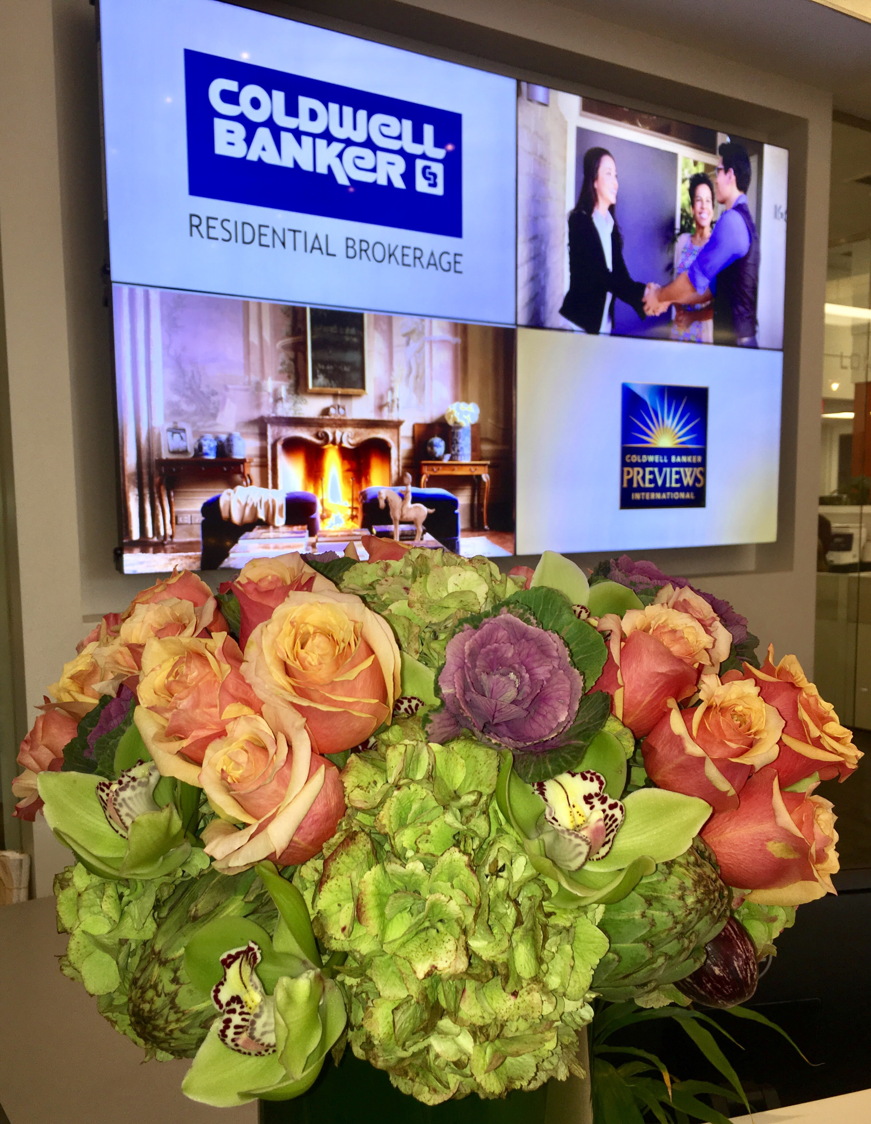 Good Morning And Happy Thanksgiving Week From Coldwell Banker