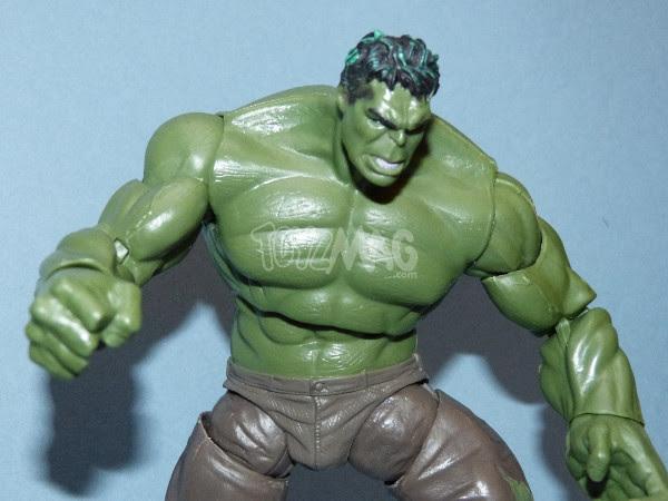 Toyzmagcom Marvel Legends Avengers Movie Series Hulk