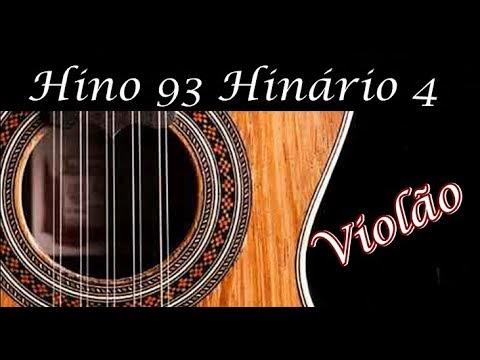 Hino 93 Ukulele - Hinário 4
