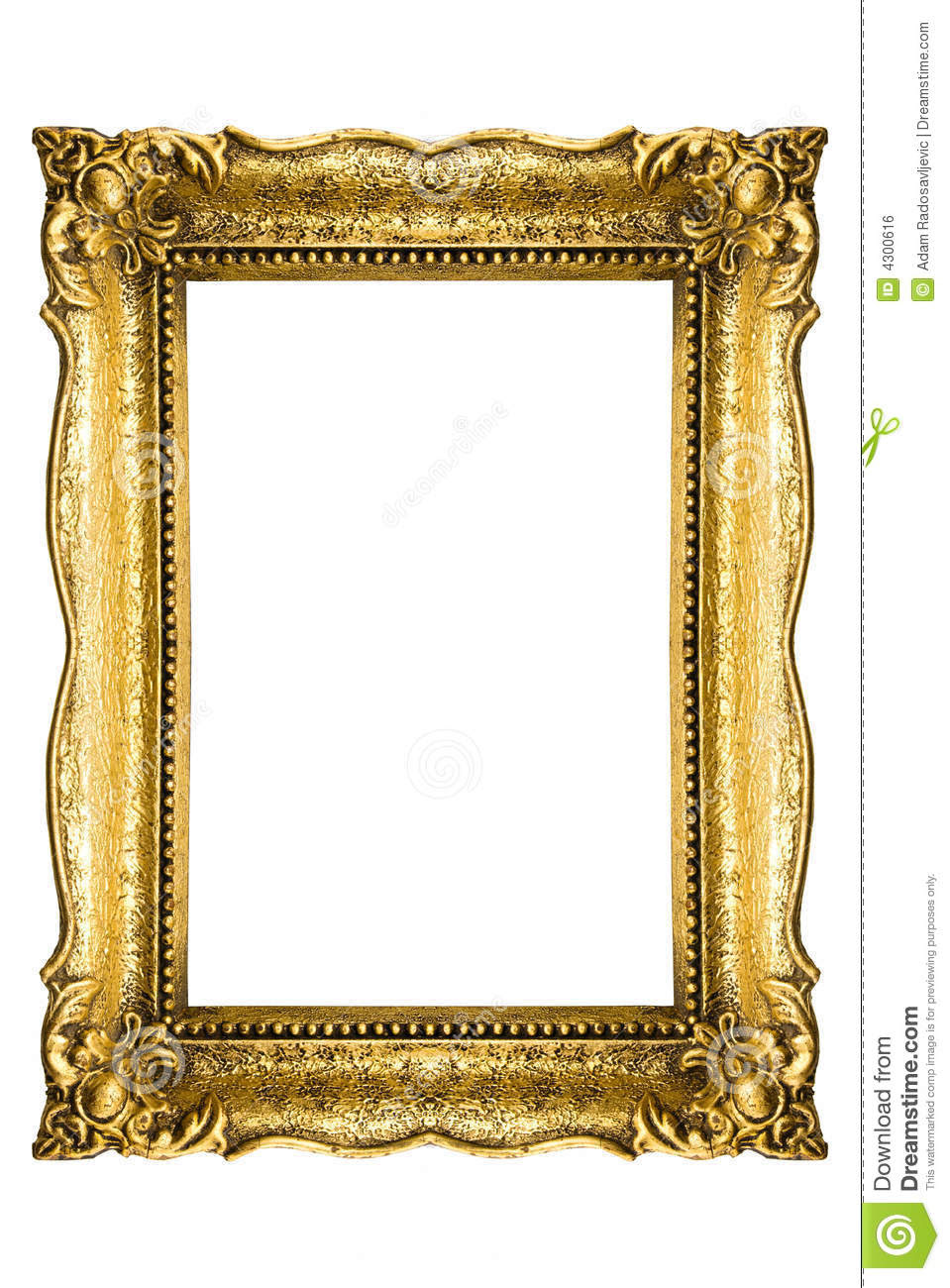 Vintage Picture Frame Royalty Free Stock Image - Image ...