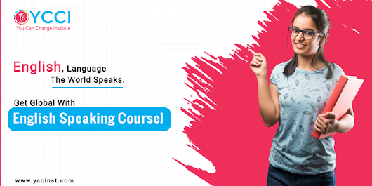 English, Language The World Speaks. Get Global With English Speaking Course!