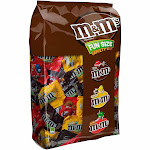 M&M'S Chocolate Candy Fun Size Assorted Variety MMM50944
