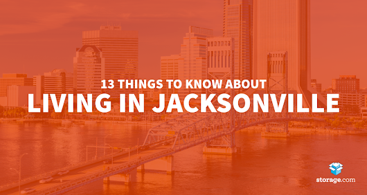 Things to Know When Moving to Jacksonville - Storage.com