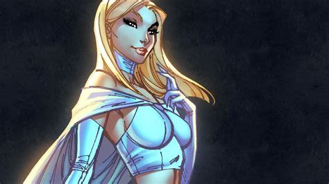 Cool Emma Frost Wallpaper   Chrome Geek