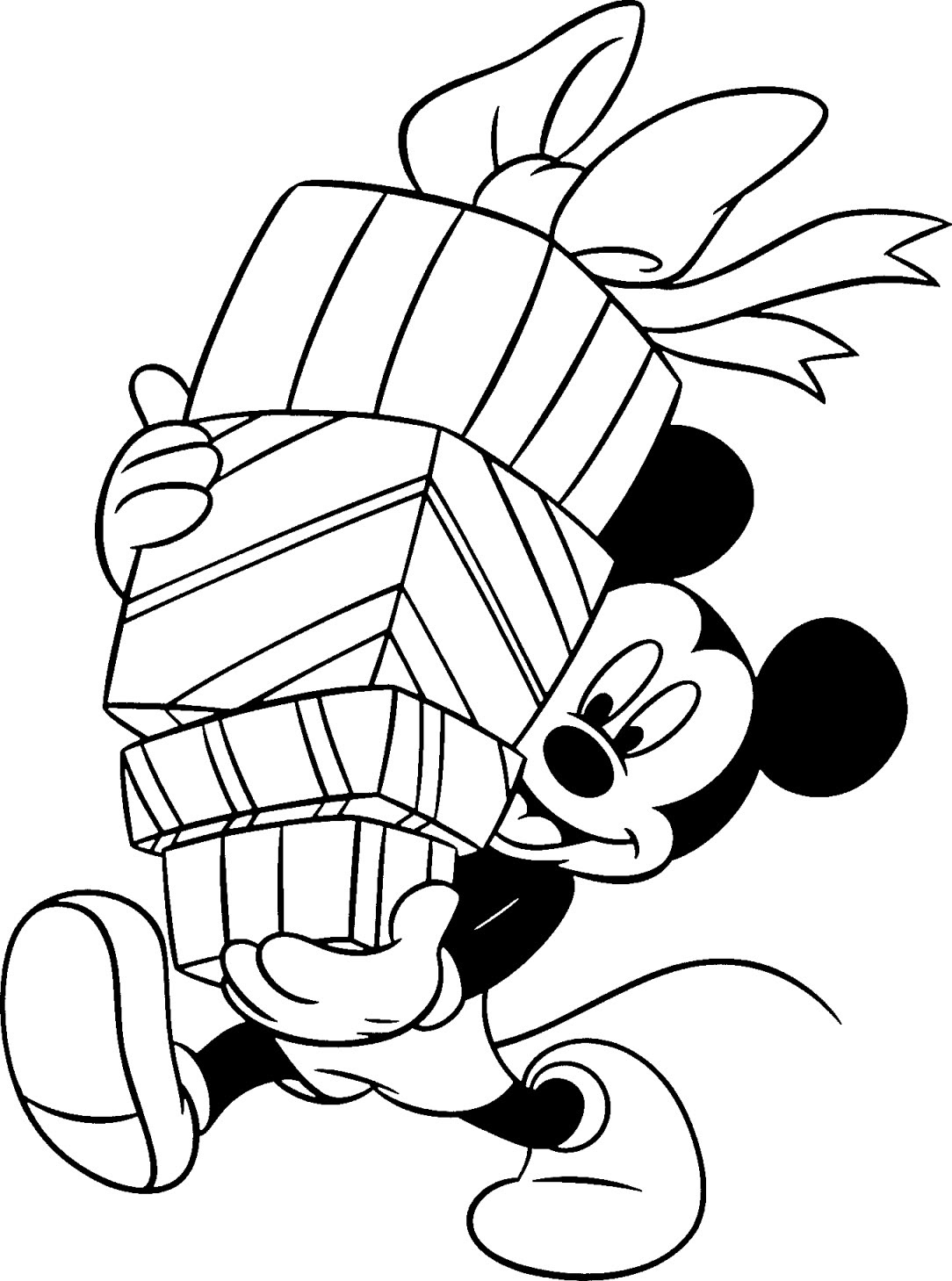 Christmas Coloring Pages (11) Coloring Kids - Coloring Kids