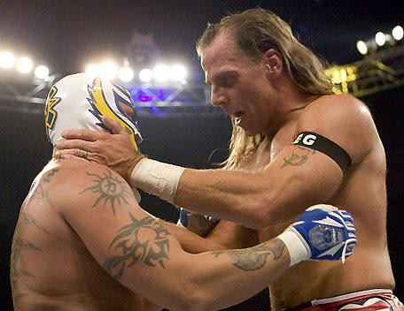 tribute to Eddie Guerrero on WWE Raw Monday November 14, 2005 photo#16
