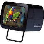 Kaiser Diascop Mini 3 Slide Viewer with 3X Lens & Folding Arm