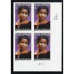 2005 - Marian Anderson Black Heritage Plate Block Of 4 37c Postage Stamps - Sc# - 3896 - MNH, OG - CX736