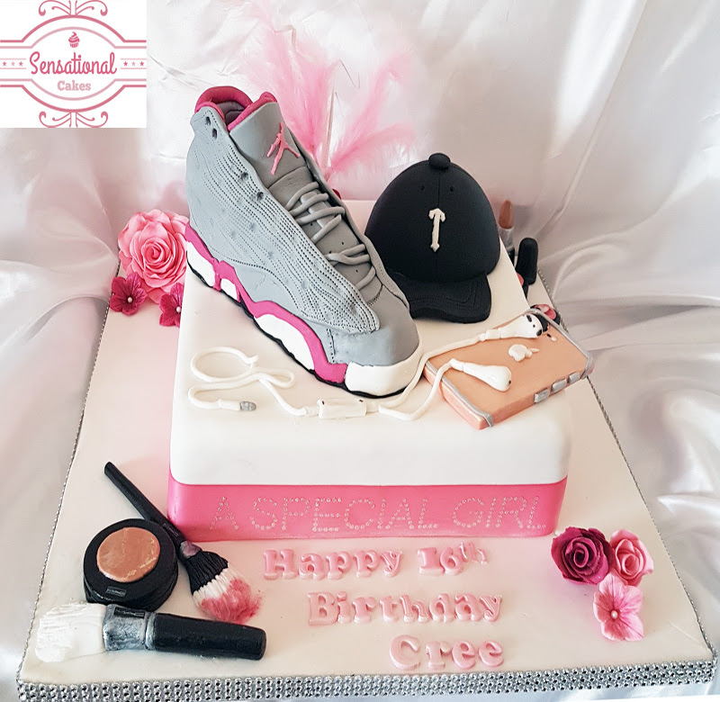 Fabulous 16Th Birthday Cake Girl Top Birthday Cake Pictures Photos Images Funny Birthday Cards Online Sheoxdamsfinfo