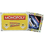 Back to the Future Monopoly Board Game
