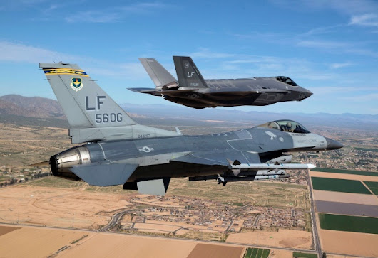 Report: In test dogfight, F-35 gets waxed by F-16
