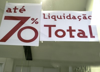 Queda do produto duplicou no fim de 2011