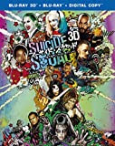 スーサイド・スクワッド エクステンデッド・エディション 3D&2Dブルーレイセット(初回仕様/3枚組/デジタルコピー付) [Blu-ray]