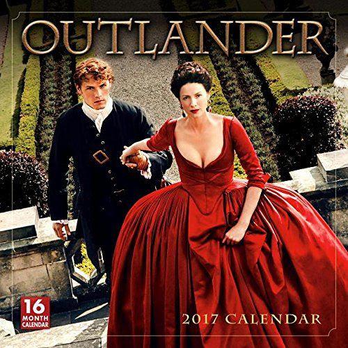 Wall calendars, Outlander and Calendar on Pinterest