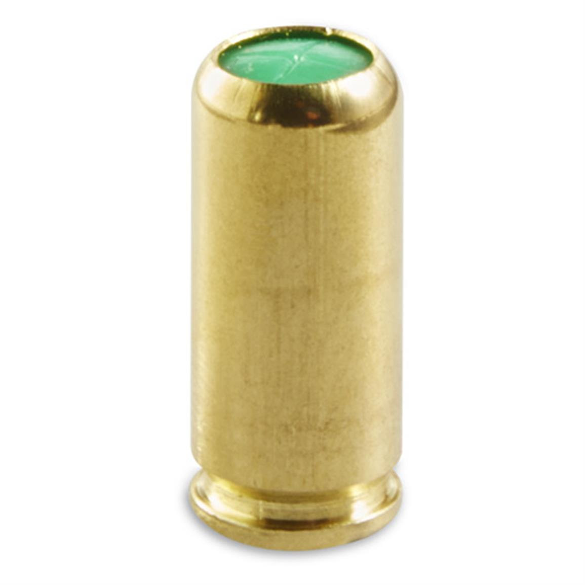 50 rounds 9mm P.A.K. Blank Gun Ammo - 100142, 9mm Ammo at ...