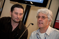 Giorgio Sommacal e Augusto Rasori