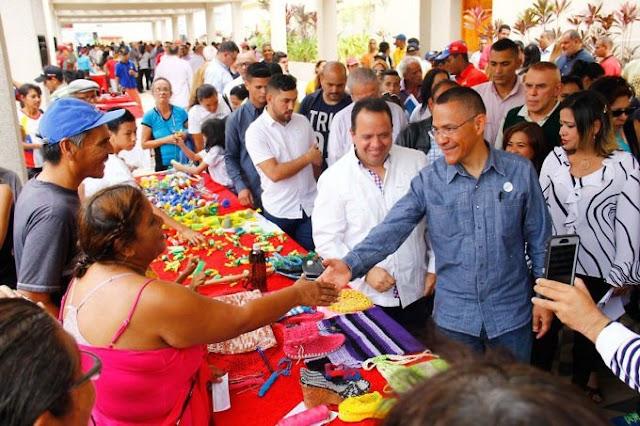 """Inaugurada Filven en el estado Aragua: """"En condiciones adversas, nos crecemos en nuestra identidad y en lo que somos"""" (+Video)"""