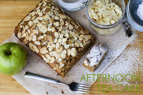 Apple Almond Loaf 4