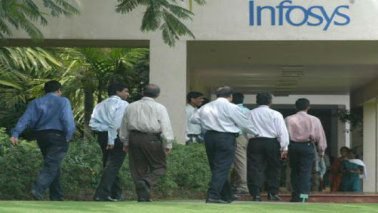 Infosys hits all-time high as analysts upgrade stock