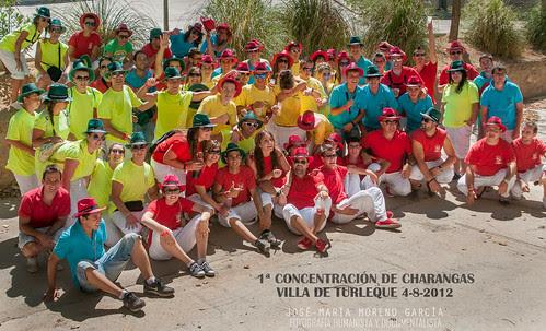 I CONCENTRACIÓN DE CHARANGAS VILLA DE TURLEQUE 2012 by JOSE-MARIA MORENO GARCIA = FOTOGRAFO HUMANISTA Y D
