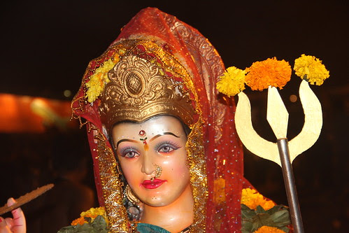 !! Jai Maa Durga !! by firoze shakir photographerno1