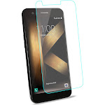 Reiko LG K20 V/ K20 Plus Tempered Glass Screen Protector In Clear - Unlimited Cellular