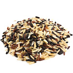 Organic Wild Rice Blend 1lb by Bulkeez