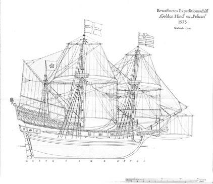 jpeg golden hind ship model plans 575 x 458 47 kb jpeg rc model boat