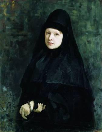 Nonne von Repin